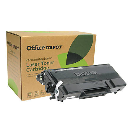 Office Depot® Brand ODTN650 (Brother TN-650) Remanufactured High-Yield Black Toner Cartridge