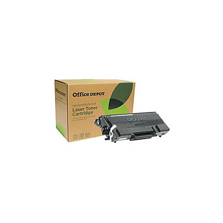Office Depot® Brand ODTN670 (Brother TN-670) Remanufactured Black Toner Cartridge