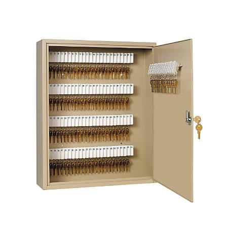 STEELMASTER® Unitag™ 110-Key Cabinet, Sand