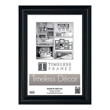 "Timeless Frames® Boca Wall Frame, 8"" x 10"", Black"