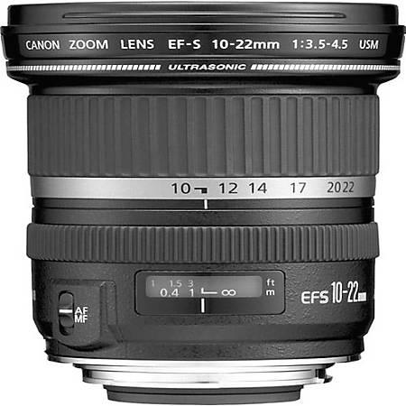 Canon EF-S 10-22mm f/3.5-4.5 USM SLR Lens for EOS Digital SLRs