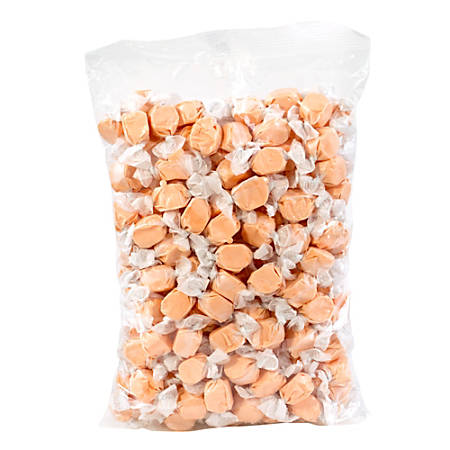 Sweet's Candy Company Taffy, Peach, 3-Lb Bag