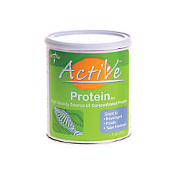 Active Powder Protein Supplement 8 Oz