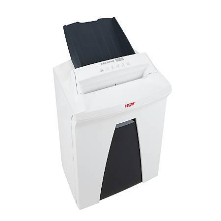 HSM® Securio 150 Sheet Cross-Cut Shredder, AF150c
