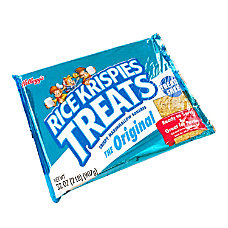 Kelloggs Rice Krispies Treat Sheet 32
