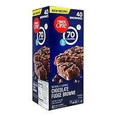 Fiber One 70 Calorie Chocolate Fudge