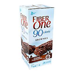 Fiber One 90 Calorie Chocolate Fudge