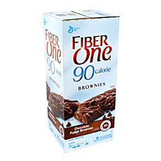 Fiber One 90 Calorie Chocolate Fudge