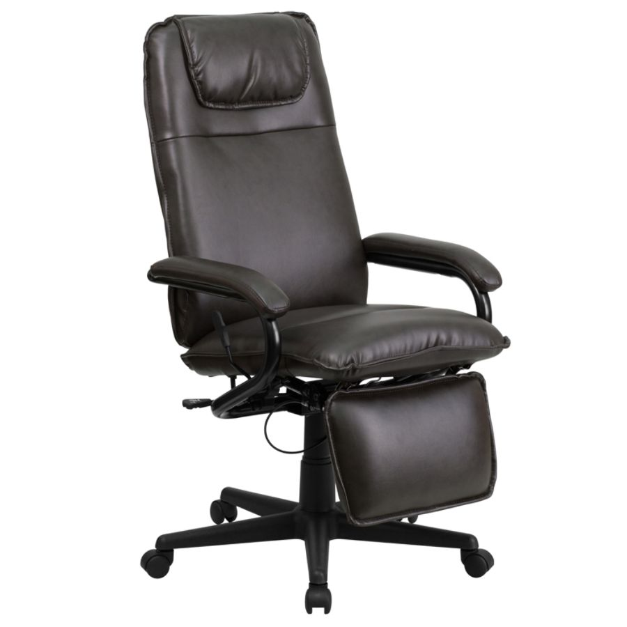 Wondrous Southern Enterprises Bay Hill Leather Reclining Chair And Cjindustries Chair Design For Home Cjindustriesco