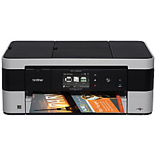 Brother Wireless Color Inkjet All In