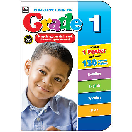 Thinking Kids'™ Complete Book, Grade 1