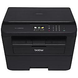 Brother Wireless Monochrome Laser Printer, Scanner, Copier, HL-L2380DW