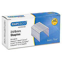Rapesco 248mm Galvanized Staples 248mm 516