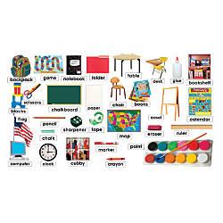 Scholastic Classroom Photos Labels Mini Bulletin