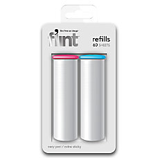 Flint Lint Roller Refills Pack Of