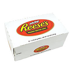Reeses White Peanut Butter Cups 145