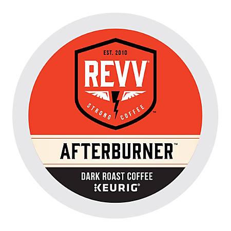 REVV Afterburner K-Cup® Pods, 1 Oz, Pack Of 24 Pods