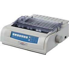 OKI Microline 420 Monochrome Dot Matrix