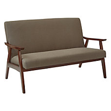 Axe Six Work Smart Davis Loveseat