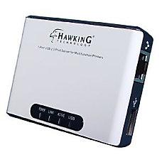Hawking HMPS1U Fast Ethernet Print Server