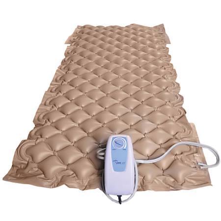 Airone Adjustable Alternating Pressure Pad System, Tan