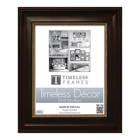 "Timeless Frames® Alexandra Frame, 11"" x 14"", Cherry"