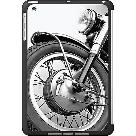 OTM iPad Mini Black Matte Case Rugged Collection, Motorcycle