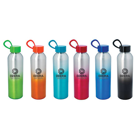 Aluminum Chroma Bottle, 21 Oz