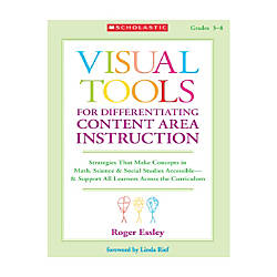 Scholastic Visual Tools For Differentiating Content