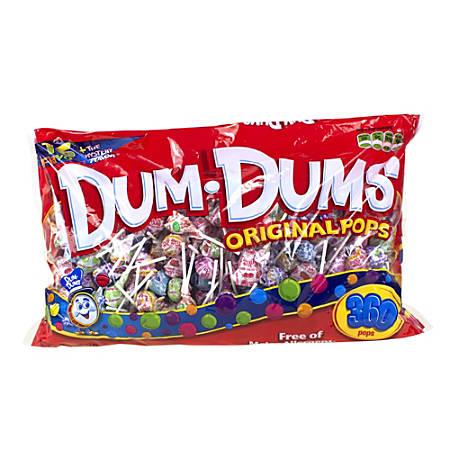Dum Dum Pops, 360-Piece Bag