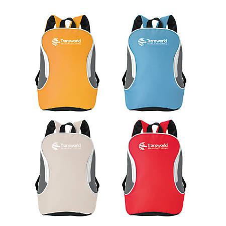 Bi-Colored Backpack
