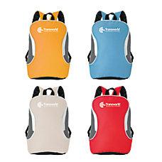 Bi Colored Backpack
