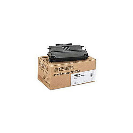 Ricoh® 1180L Black Fax Toner Cartridge
