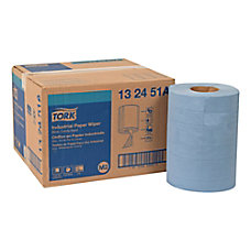 Tork Industrial 4 Ply Paper Wipers