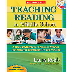 Scholastic Teaching Reading In Middle School