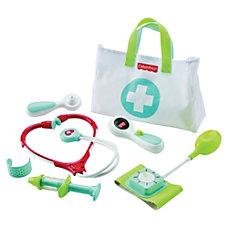 Fisher Price Plastic Play Medical Kit