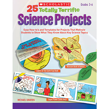 Scholastic 25 Totally Terrific Science Projects