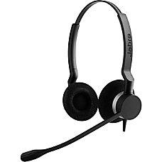Jabra BIZ 2300 QD Headset Stereo