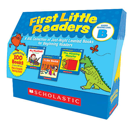 Scholastic First Little Readers: Guided Reading, Level B