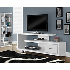 Monarch Specialties Art Deco TV Stand