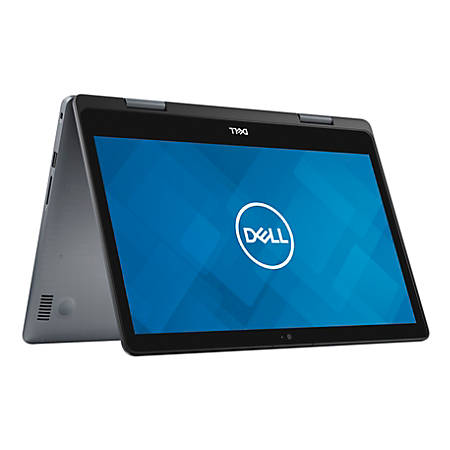 "Dell™ Inspiron 14 5000 2-In-1 Laptop, 14"" Touch Screen, 8th Gen Intel® Core™ i3, 4GB Memory, 128GB Solid State Drive, Windows® 10 Home in S mode"