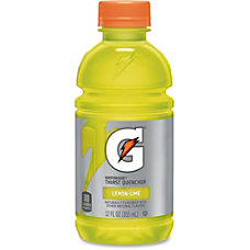 Gatorade Sports Drink Lemon Lime Flavor