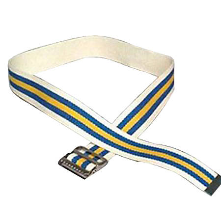 "Scott Specialties Gait Belt With Buckle, 2"" x 60"""