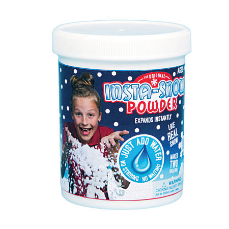 Be Amazing Toys Insta-Snow® Powder, 100 Grams, Grades Pre-K - 4