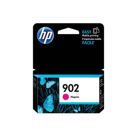 HP 902 Original Ink Cartridge, Magenta, T6L90AN#140