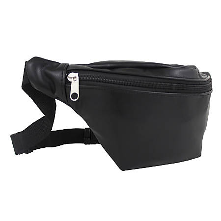 Office Depot® Brand Fanny Pack, Black