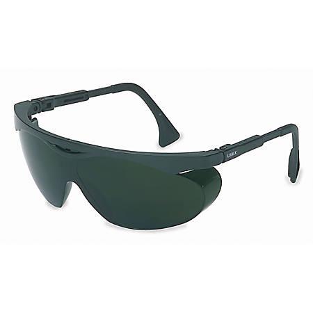 Skyper Eyewear, IR 5.0 Lens, Polycarbonate, Uvextreme AF, Black Frame, TPU