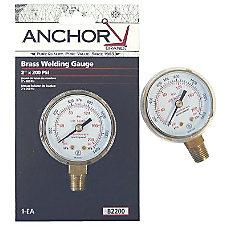 Anchor 2 12X4000 Brass Replacement Gauge