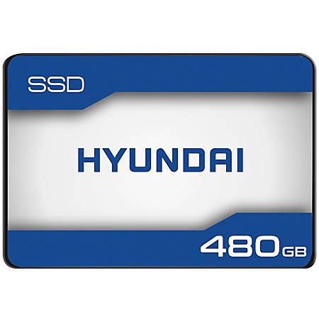 Hyundai Sapphire 480GB Solid State Drive, SATA/600, Blue