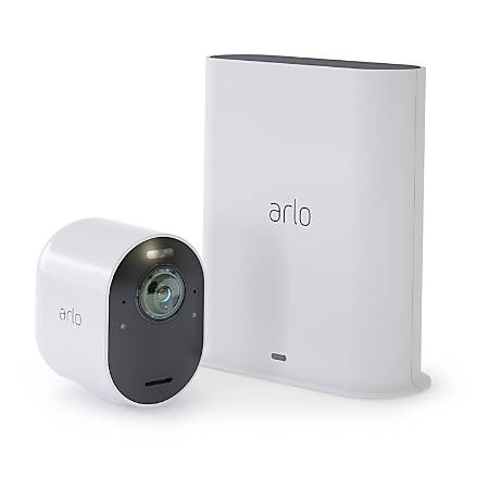 Arlo Ultra 4K UHD Wireless Security System With 1 Camera, VMS5140